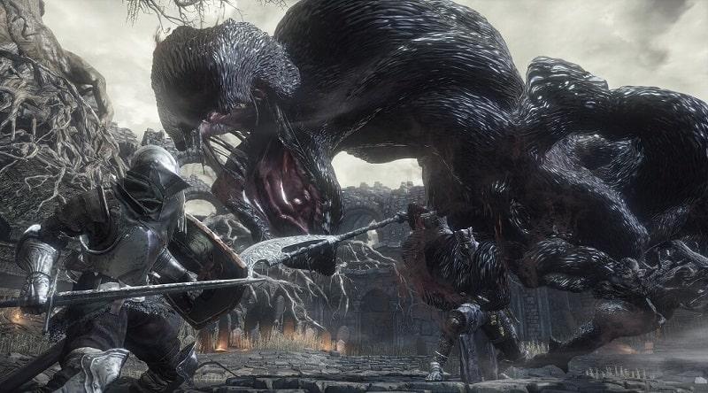 tai game Dark Souls III mien phi