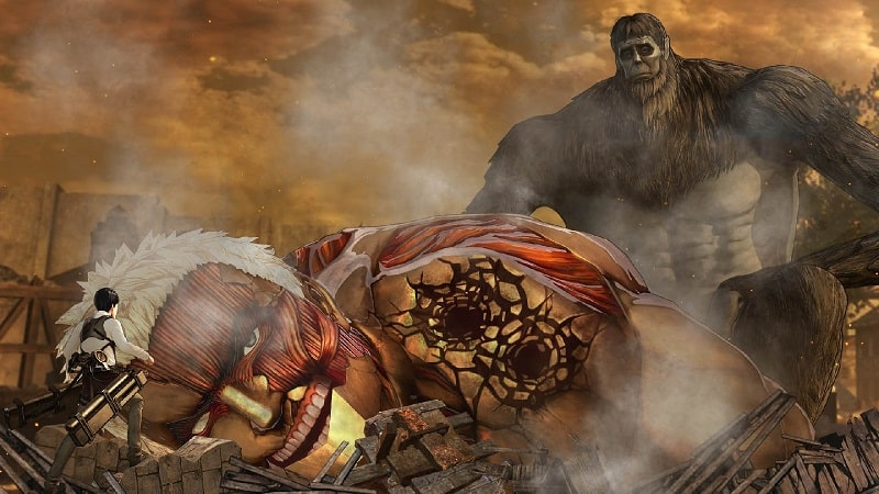 download game Attack On Titan 2 full free