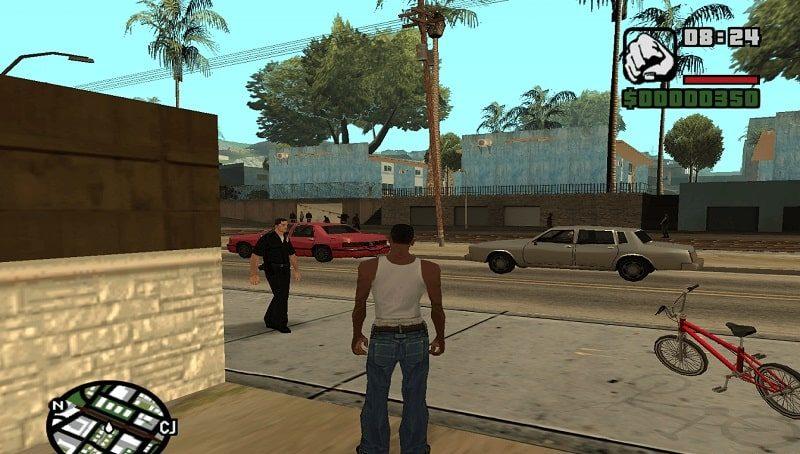 tải GTA San Andreas