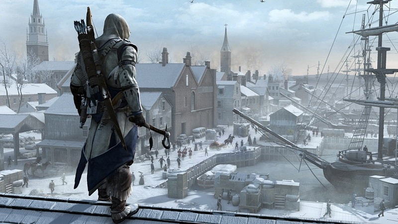 download Assassin's Creed III cho pc