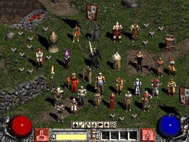 tải game Diablo 2 việt hóa